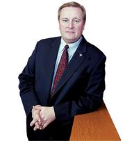 """John Buhrmaster, CEO of First National Bank of Scotia: """"Guarded optimism"""" on the economy, but revenue and hiring will likely be flat at best."""