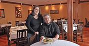 Chef/owners Michael and Julia Cella of Cella Bistro have not used coupons in the 51/2 years the restaurant has been open.