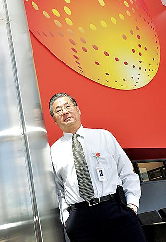 Eric Choh, general manager of GlobalFoundries operations in Malta has overseen the hiring of 2,000 people at the chip plant. Now, the company is taking steps for a potential second factory and thousands of new jobs.