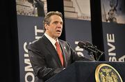 Gov. Cuomo is trying to change New York's anti-business friendly image, through incentives, regulatory reform and marketing.
