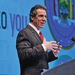 Cuomo pursues rare spending cuts in budget, tries to boost state's business reputation
