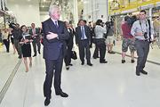 How green is GE's latest tech venture? For customers, it's the potential for a battery that lives longer, recharges faster and cuts emissions. At GE, chairman Jeffrey Immelt (shown) projects $1 billion of annual battery sales by 2020. For Schenectady, it's 450 new jobs after years of outsourcing and offshoring.