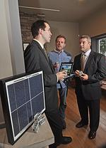 Monolith Solar executives partner with Troy startup on energy device