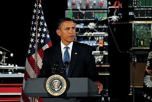 Despite his campaign spending big here, President Obama did not carry North Carolina.