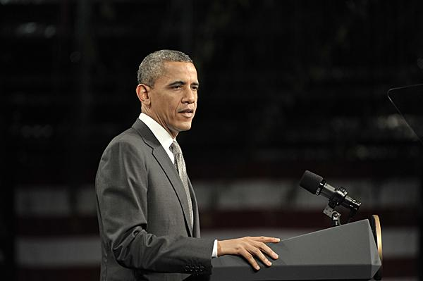 President Barack Obama says he still hopes to convince Congress to allow him to consolidate government offices that serve business, including the Small Business Administration.