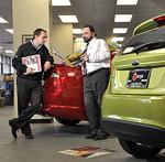 Auto sales rolling toward recovery