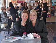 Rumors owners Marri Aviza, left, and Lisa Norgrove will use a $1.19 million SBA loan to build a new corporate office.