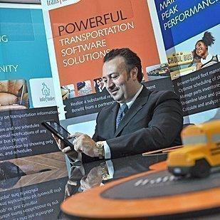 Revenue grew 8 percent to $5.8 million last year as Transfinder added 203 new customers, says Antonio Civitella, president and CEO.