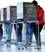 NY voters show their blue color; GOP at risk of losing Senate control