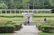Yaddo, the private artists' community and retreat, dates back more than a century and has hosted luminaries of literature, music, film and the visual arts. Yaddo's gardens are free and open to the public every day from 8 a.m. to dusk.