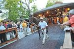 Following the money at Saratoga