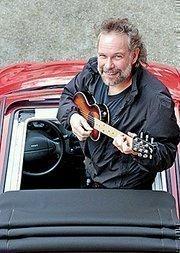 Singer/songwriter John Gorka will perform at Caffe Lena Aug. 17 at 7 p.m.