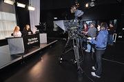 A scene inside The College of Saint Rose's New Media and Video Production class. The college has invested heavily in its communications programs, among others.