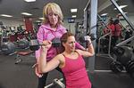 Pumping iron: physician group expands