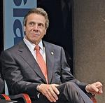 Cuomo to back state Sen. <strong>McDonald</strong>