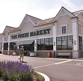 Sales at the Latham store were less than 0.4 percent of total supermarket spending in the Albany area during the year ended April 30.