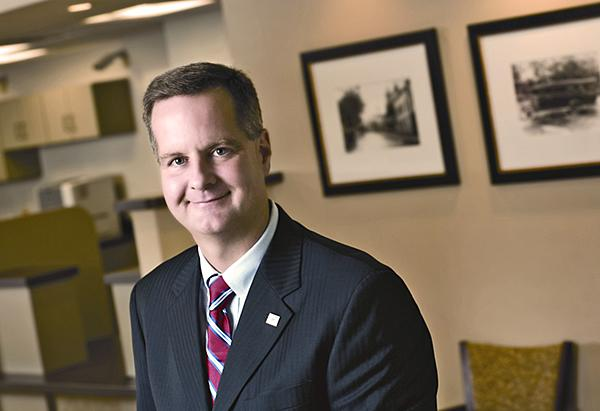 Donald Gibson, CEO of The Bank of Greene County, says federal regulations have more than tripled in the past few years.