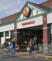Locally owned Price Chopper controls the largest piece of the Albany grocer market, but competition is growing as more retailers like The Fresh Market, ShopRite, Trade Joe's and Whole Foods move in.