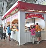 Restaurant owners boost sales as track elevates culinary game