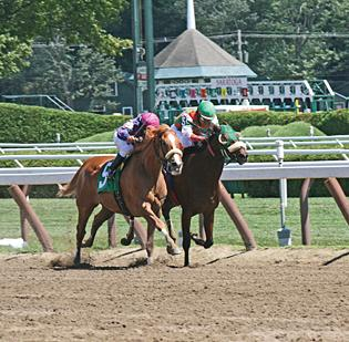 A state audit shows the New York Racing Association overcharged bettors by $7.4 million.