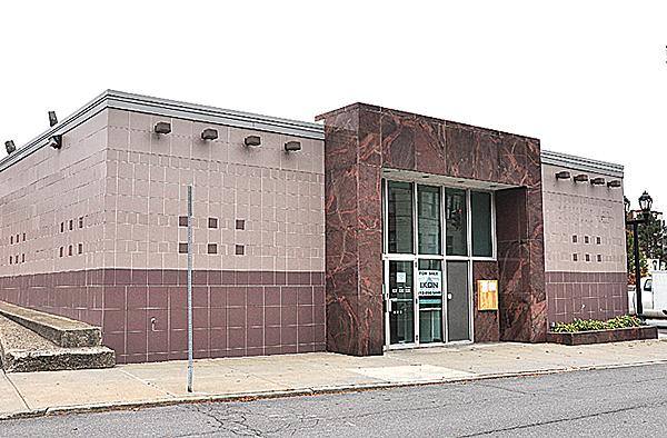 The former HSBC branch at 100 Mohawk St. in Cohoes is on the market. Asking price: $395,000.