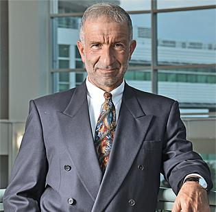 Alain Kaloyeros, CEO of the College of Nanoscale Science and Engineering, is scheduled to speak tonight about the promise of nanotechnology and New York's leadership role.