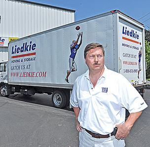 Liedkie Moving
