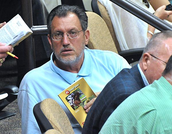 Donald Lucarelli's Starlight team spent $1.13 million at the Fasig-Tipton yearling auction.