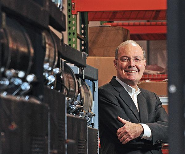 Andy Marsh, CEO of Plug Power in Latham, agreed to cut his salary from $450,000 to $300,000. He is taking the difference in company stock and believes the stock value is poised to grow.