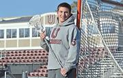 After a Union College lacrosse career, senior Ethan Meyer will begin at Goldman Sachs in August 2012.