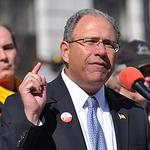 Labor escalates pressure on legislators to sustain tax on business, 'millionaires'