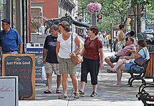 Plans for an 11-screen theater in Saratoga Springs will boost activity downtown, says Todd Garofano, president of Saratoga Convention and Tourism Bureau.