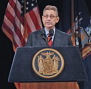 Assembly Speak Sheldon Silver's favorability grew from 21 percent in October to 24 percent in December. But 42 percent of New Yorkers surveyed said they had no opinion of him.