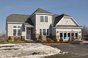 This single-family home on Sheldon Drive in Halfmoon is one of 28 built by The Michaels Group in 2011.