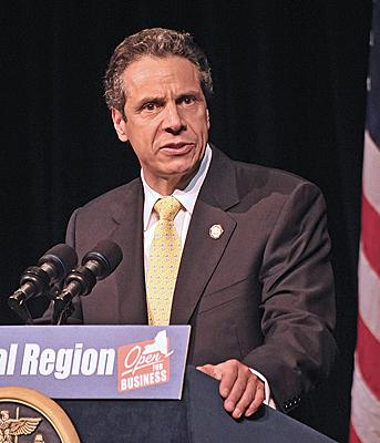 Gov. Andrew Cuomo estimates New York will suffer $6 billion in economic loss as a result of superstorm Sandy.