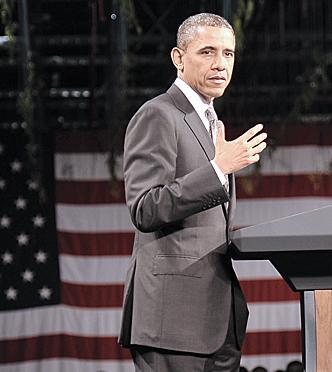 President Barack Obama is pushing for an extension on the Bush-era tax cuts.
