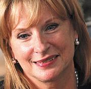 Marcia White has found new revenue in corporate sponsorships for Saratoga Performing Arts Center.