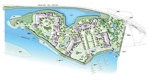 $97 million Halfmoon Village & Yacht Club close to construction