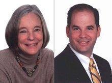 Charlie Goodridge & Jenny Mirling