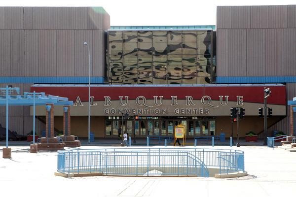 Track and field events scheduled to take place at the Albuquerque Convention Center are expected to bring 4,700 people to the city.