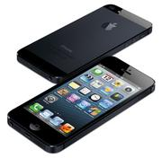 Apple's iPhone share of the smartphone market in August rose to 34.3 percent, according to comScore.