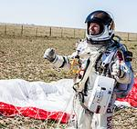 San Antonio scientists at Brooks have hand in supersonic skydive