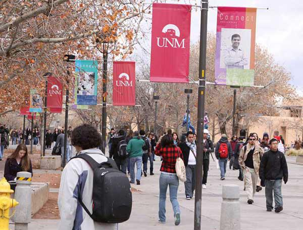 The University of New Mexico Board of Regents will meet Wednesday to discuss a new report that shows the university's retiree health care program could grow over the next 30 years to $153 million a year.
