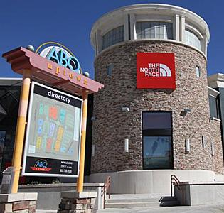 The North Face at ABQ Uptown is one of the retail projects recently completed in the city. A panel at a NAIOP event Monday discussed the state of Albuquerque's retail market.