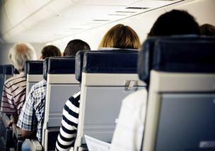Ninety-nine of 100 passengers cover the costs of an airline flight, according to a hypothetical analysis from US Airways for The Wall Street Journal's The Middle Seat blog.