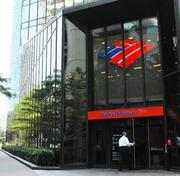 No. 3: Bank of America | 2012 deposits: $19.19 billion | 2012  branches: 159 | 2012 market share of deposits: 13.5 percent