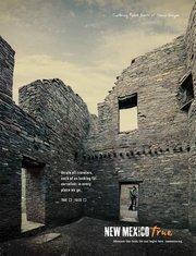New Mexico True ad - Chaco Canyon