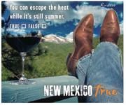New Mexico True ad - Ruidoso