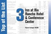 Top 5 meeting and convention halls by square footage No. 3