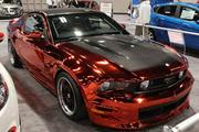 Ford Mustang (Chrome)